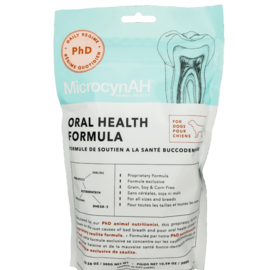 MicrocynAH MicrocynAH Dog Oral Health Formula 300g