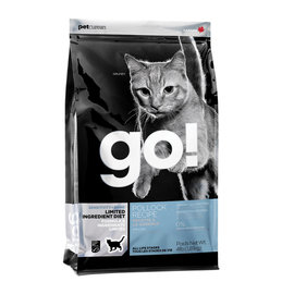 Go! Go! Dry Grain Free Cat Food -  Pollock 8lb