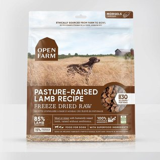Open Farm Open Farm Dog - Freeze-Dried Pasture Raised Lamb Morsels 99g