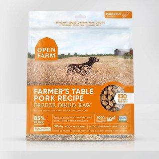 Open Farm Open Farm Dog - Freeze-Dried Farmer's Table Pork Morsels 624g