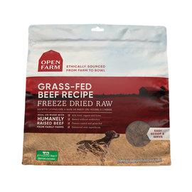 Open Farm Open Farm Dog - Freeze-Dried Grass Fed Beef 383g