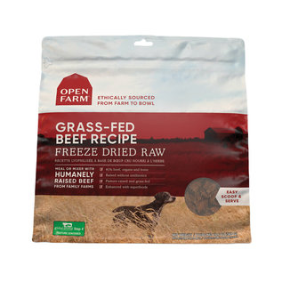 Open Farm Open Farm Dog - Freeze-Dried Grass Fed Beef 383g
