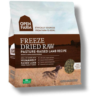 Open Farm Open Farm Dog - Freeze-Dried Pasture Raised Lamb 383g