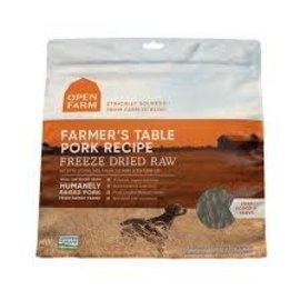 Open Farm Open Farm Dog - Freeze-Dried Farmer's Table Pork 383g