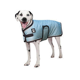 Shedrow K9 Shedrow k9 Tundra Coat Medium-Small Sky Blue