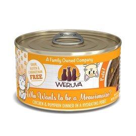 Weruva Weruva Cat Wet - Who Wants to ba a Meowionaire 3oz