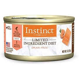 instinct Instinct LID Cat Wet -  Salmon 5.5oz