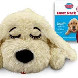 Smart Pet Love Snuggle Puppy Anxiety Pack Golden (White)