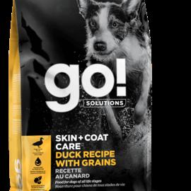 PETCUREAN Go! Dog - Skin+Coat Duck 3.5lb