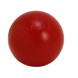 "Kong JOLLY BALL PETS© PUSH-N-PLAY RED 10"""