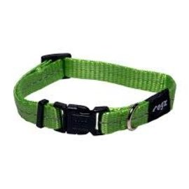 Rogz Rogz Collar Small Lime Green