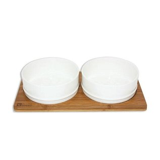 Be One Breed Be One Breed Bamboo Bowls (Small)