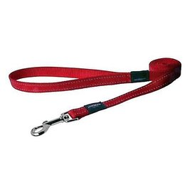 Rogz Rogz Leash 6ft Large Red