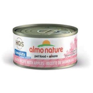 Almo Nature Almo Cat - HQS Complete Salmon & Apple 70g