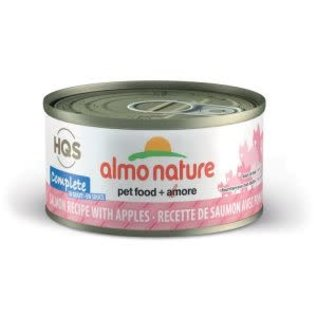 Almo Nature Almo Nature Cat Wet - HQS Complete Salmon & Apple 70g