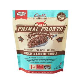 Primal Primal Pronto Chicken & Salmon 1lb
