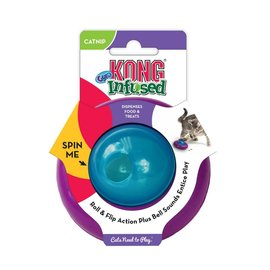 Kong Kong Gyro Catnip Infused Spinning Cat Toy