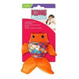 Kong Kong Catnip Crackles Fish Gulpz Cat Toy