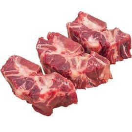 Iron Will Iron Will Raw Beef Neck Bones 500g