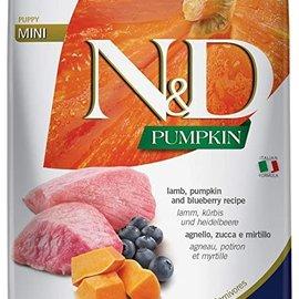 Farmina N&D Dog - Pumpkin & Lamb Puppy Mini 5.5lb