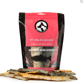 Only One Only One Treats Salmon Skins 3oz