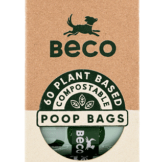 Beco Pets Beco Poop Bags Compostable 60 bags
