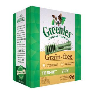 Greenies Greenies Dental Treats Grain Free Teenie 96Ct (27oz)