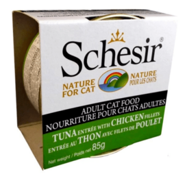Schesir Schesir Tuna Entree with Chicken Fillets 85g