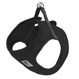 RC Pets Step In Cirque Harness Black Small