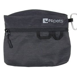 RC Pets RC Pets Quick Grab Treat Bag Heather Black