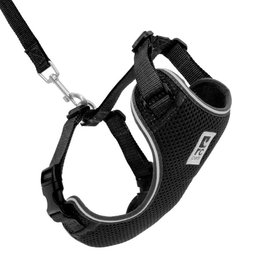 RC Pets RC Pets Adventure Kitty Harness Black Small