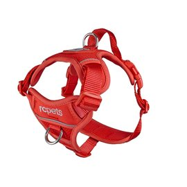 RC Pets RC Pets Momentum Harness Goji Berry Red Small