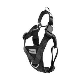 RC Pets RC Pets Tempo No Pull Harness Heather Black XS