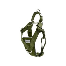RC Pets RC Pets Tempo No Pull Harness Heather Olive Large
