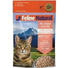 Feline Natural Feline Natural Lamb & King Salmon Feast Freeze Dried 320g