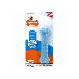 Nylabone NYLABONE® PUPPY DENTAL CHEW BLUE PETITE