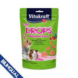 VITAKRAFT VITAKRAFT® STAR DROPS WATERMELON FLAVOR SMALL ANIMAL TREAT 4.75 OZ
