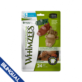 Whimzees Whimzees™ Small Alligator 12.7oz Dental Chew for Dogs