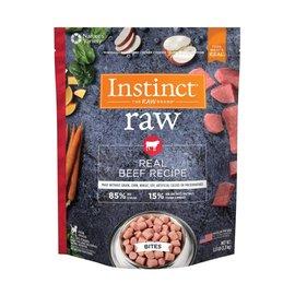 instinct Nature's Variety Instinct Dog Beef Bites 3lbs