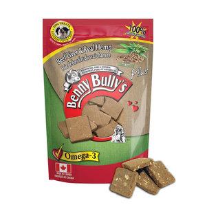 Benny Bully's Benny Bully's Dog Liver Plus Hemp 58g