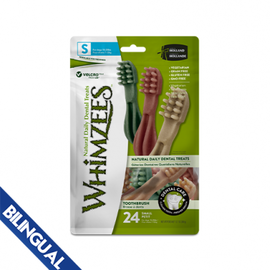 Whimzees Whimzees™ Brushzees X-Small 12.7 oz Dental Chew for Dogs