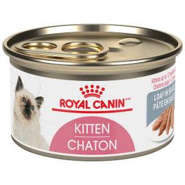 Royal Canin Royal Canin Cat - Kitten Loaf in Sauce 5.1oz