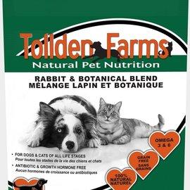 Tolden Farms Tollden Farms Frozen Pet Food Rabbit and Vegetable Blend 8lb