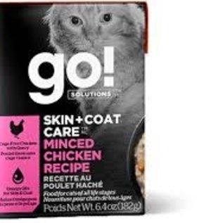 Go! Go! Cat - Minced Chicken  6.4oz
