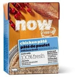 Go! Now Fresh Cat - Chicken Pate in Bone Broth 6.4oz