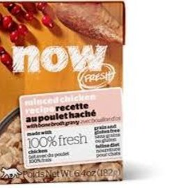Go! Now Fresh Cat - Minced Chicken in Bone Broth Gravy 6.4oz