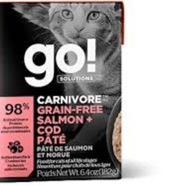 Go! Go! Cat - Grain-Free Salmon and Cod 6.4oz