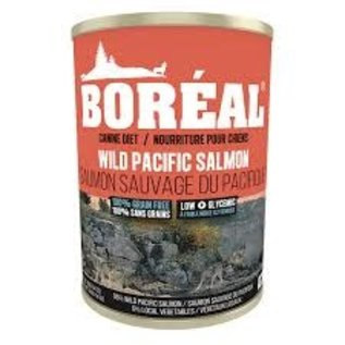 BOREAL Boreal Canine Diet - Wild Pacific Salmon Grain-Free 24oz Can