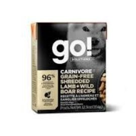 Go! Go! Dog - Grain-Free Shredded Lamb + Wild Boar 12.5oz