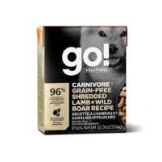 Go! Go! Dog - Grain-Free Shredded Lamb + Wild Boar 12.5oz